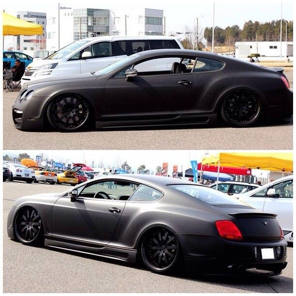 Luxury Cars Bentley Car Cars: Now Thats A Cool Bentley! Cool Body Kit!