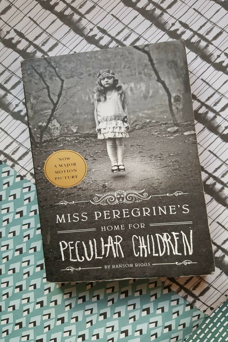 If you love fantasy and good photography in a book then Miss Peregrine's Home for Peculiar Children is a must read. Click the link for a review :)