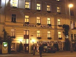 Prague Hotel Andel Czech Republic, Europe Hotel Andel is perfectly located for both business and leisure guests in Prague. The hotel offers a high standard of service and amenities to suit the individual needs of all travelers. All the necessary facilities, including free Wi-Fi in all rooms, 24-hour front desk, facilities for disabled guests, luggage storage, valet parking, are at hand. Designed for comfort, selected guestrooms offer television LCD/plasma screen, internet acce...