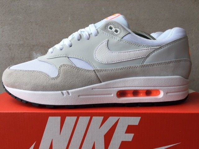 online store 5fd32 0f890 Nike Air Max 1 Size 11 UK EU 46 Trainers Men s NEW  Platimum  AT0043