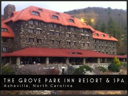 The Omni Grove Park Inn Reviews - Asheville, North Carolina