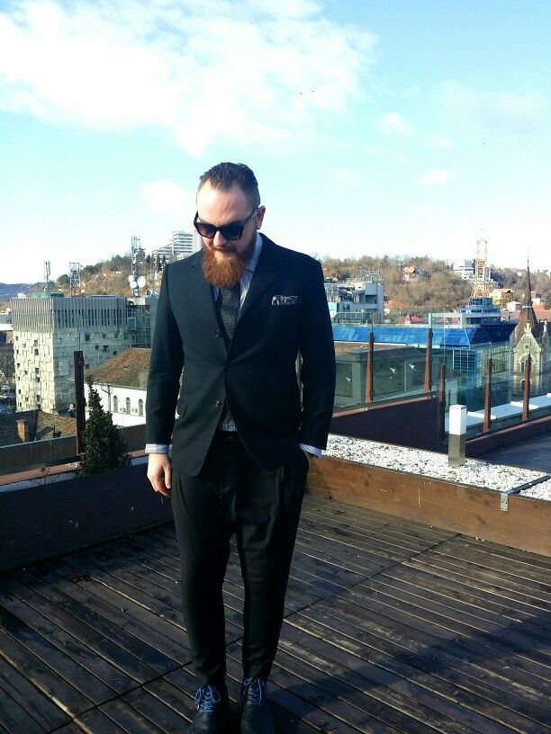 #beard #gentleman #fashion # style #attitude