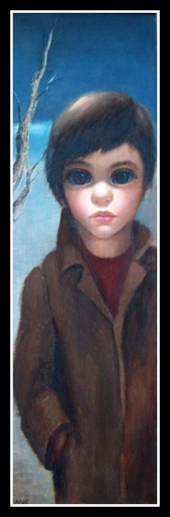 Margaret Keane (title unknown)