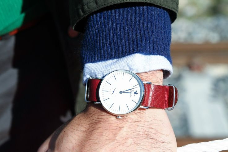 "Look ""Vie souterraine"" #mode #look #montre #charlie #charliewatch #watch"