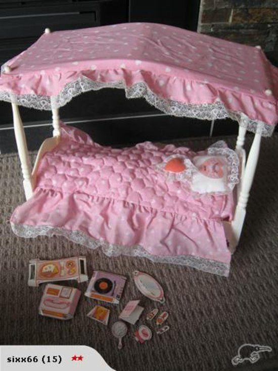 barbie dream bed