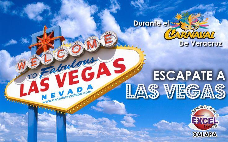 Aprovecha los días del carnaval de Veracruz y escápate a Las Vegas, vuelo directo desde Veracruz. Disfruta de espectáculos como:CIRQUE DU SOLEIL. O, KA, Le Reve, Love, Zumanity, Blue Man Group,..