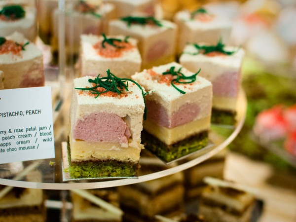 Burch and Purchese - luxurious and imaginative desserts available chapel street melbourne