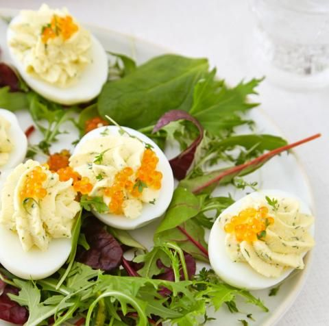 40 best Osterbrunch images on Pinterest Appetizers for party - kleine feine küche