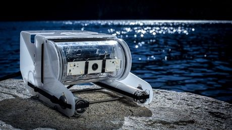 OpenROV is an open-source underwater robot for exploration and education. We want to provide kits for the DIY community.