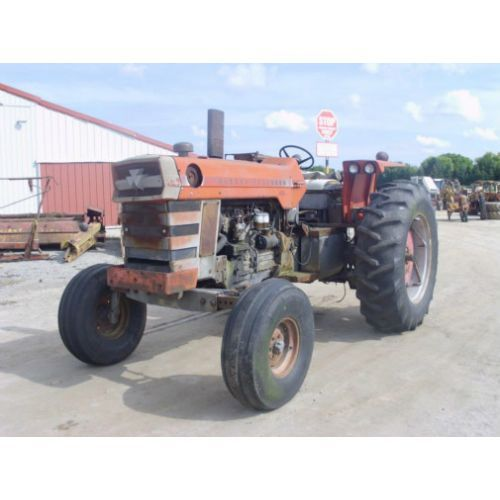 Recycled Tractor Parts : Images about massey ferguson tractors on pinterest