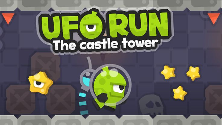 Run with your Ufo and get as many stars as you can! You will have to help the brave UFO in search of treasures among the mysterious corridors of the old castle. Enjoy Ufo Run.