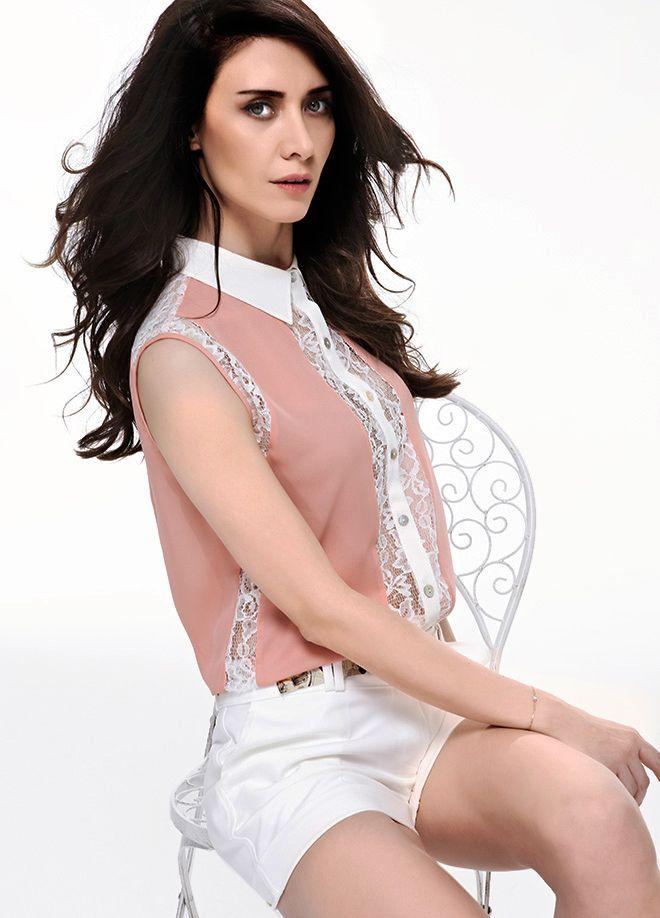 Giselle Gömlek Markafonide 119,90 TL yerine 59,99 TL! Satın almak için: http://www.markafoni.com/product/3694158/