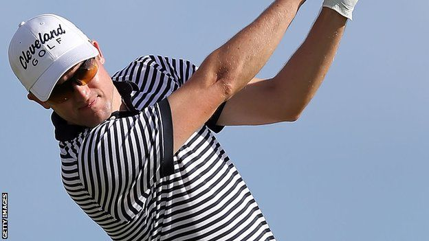 #golf Pebble Beach National Pro-Am: Scot Russell Knox gets off to flier