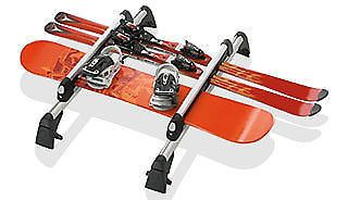 VW Volkswagen Ski & Snowboard Roof Rack Carrier Attachments GENUINE OEM NEW #Volkswagen
