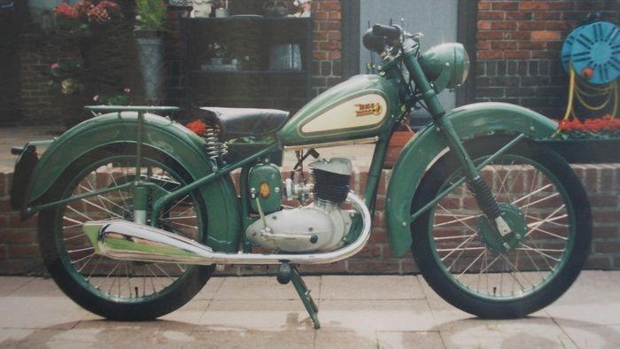 BSA Bantam D1 125 cc (1949)