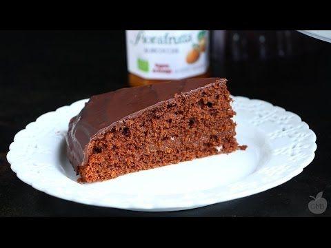 Torta Sacher al farro | Video ricetta