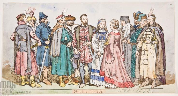 Szlachta 1548 - 1572