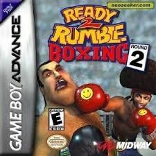 Ready 2 Rumble Boxing Round 2- Game Boy Advance Game