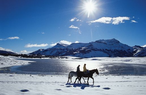 Vacations & Travel Magazine - Mount up to explore Chile