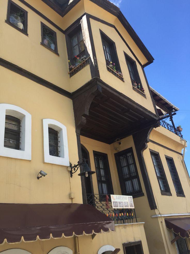 Odunpazarı / Eskişehir