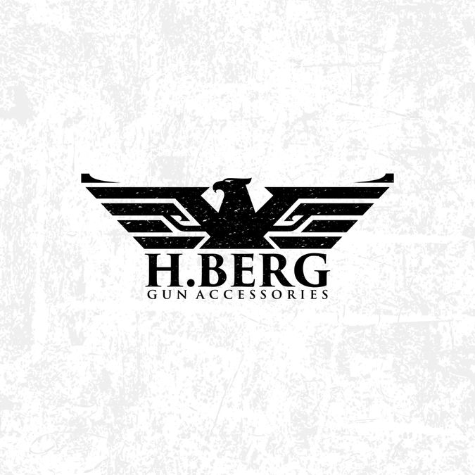 Create a logo for H.BERG by VectorCrow87