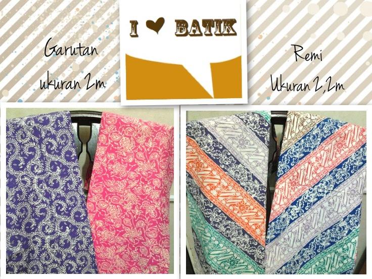 Batik Garut  Garutan & Remi