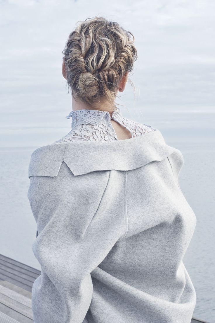 The Danish actress Connie Nielsen PHOTOGRAPHY OLIVIA FRÖLICH STYLING RIKKE WACKERHAUSEN/Agentur ASSISTANT NANNA LINDSKOW  HAIR LASSE PEDERSEN/Agentur MAKEUP sine ginsborg/Agentur