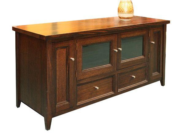 Tas oak Tv Unit-TV-L-19-Master Design Timber Furniture Sydney