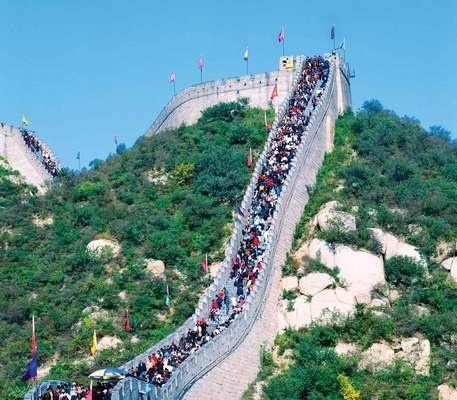 The Great Wall Marathon, Beijing