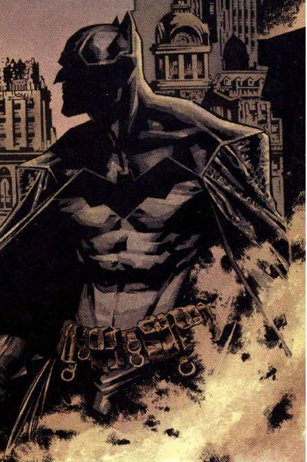 Batman by Lee Bermejo