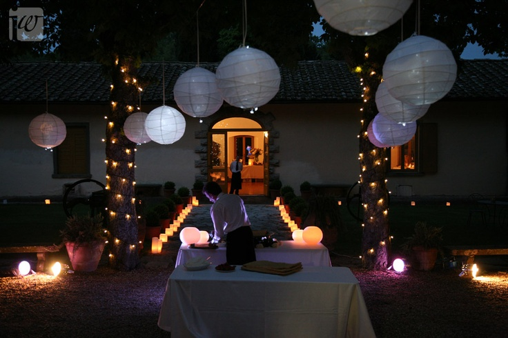 Kirsty and Luke - illumination for the cake