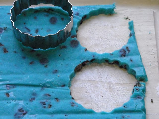 Made it- Sally Jackson's Blue Chocolate Chip Cookies, made these for my boyfriend for his birthday & he loved them, at least thats what he told me lol i left out the cranberries because i wasn't trying to make a healthy cookie