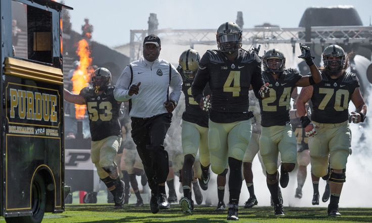 Win over Illinois gives Purdue's Darrell Hazell a glimmer of hope = Every win is meaningful, but for Purdue (3-2, 1-1 Big Ten), beating Illinois (1-4, 0-2 Big Ten) this past weekend was about as meaningful as they come.  On paper, it didn't seem like a big deal. Illinois has a long ways to go before.....