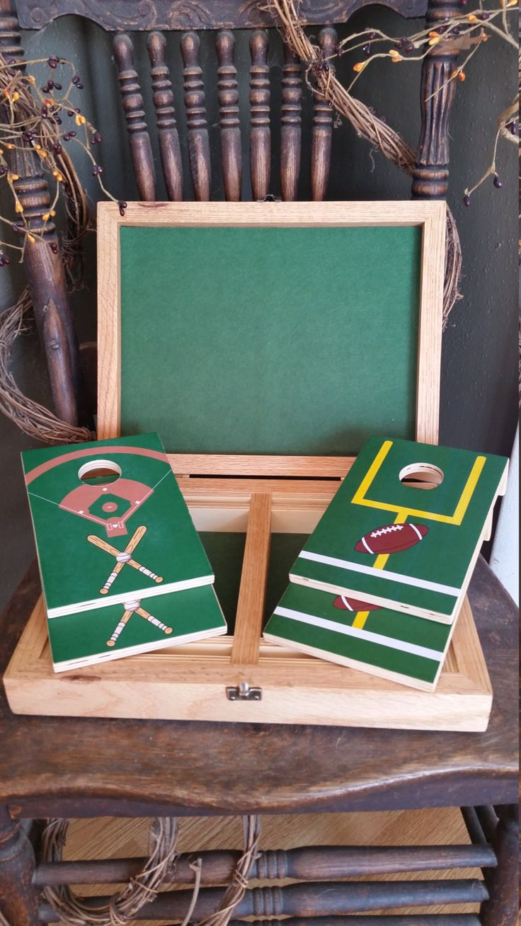 Horseshoe Pit Scoreboard Plans -  looking for a unique fathers day gift or graduation gift handmade coin