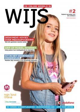 WIJS de online wereld in #2  Mijn Kind Online is trotse mede-afzender van de tweede editie van WIJS, het online magazine voor ouders over mediaopvoeding.  Het magazine, dat uitkomt in de Week van de Mediawijsheid 2014, wil ouders van kinderen tussen de 5 en 17 jaar ondersteunen bij de mediaopvoeding. Klik en lees verder...