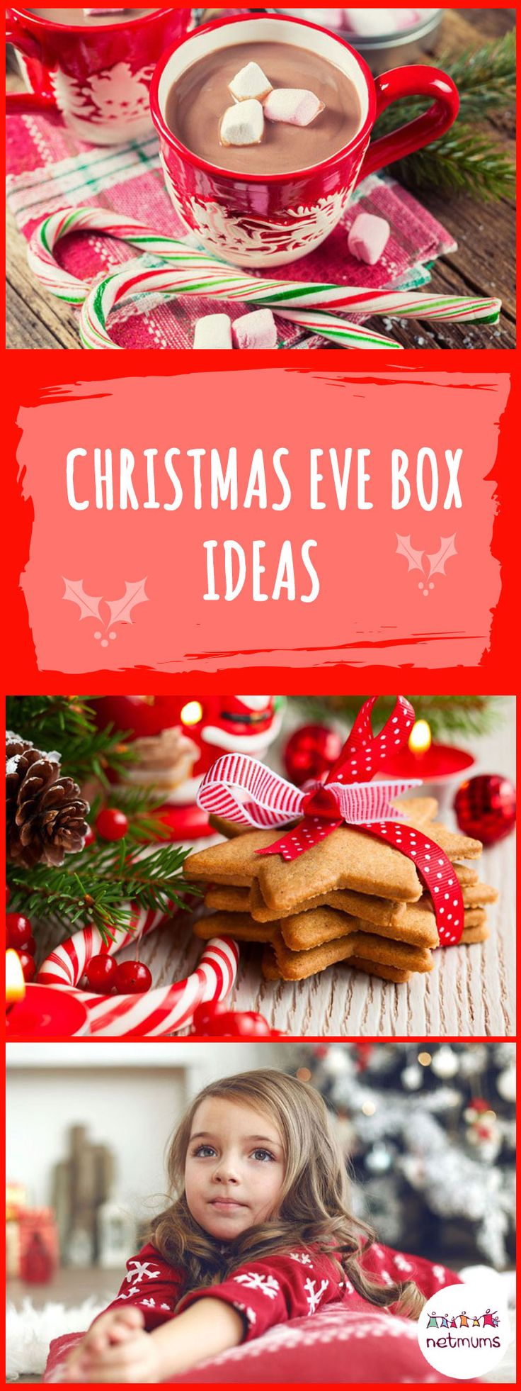 Bring a little extra magic and sparkle to Christmas Eve by packing a Christmas Eve box full of little treats. It'll make the night before Christmas almost as magical as the day itself.