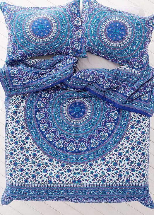 Dorm Decor by Style - Boho Comforter