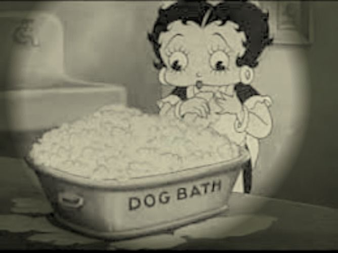 Vintage Classic Betty Boop 1930s cartoon collection 20 Black/white movies on dvd