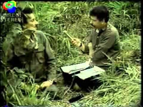 JAIME BATEMAN CAYÓN. Comandante del M-19. Entrevista. 1982