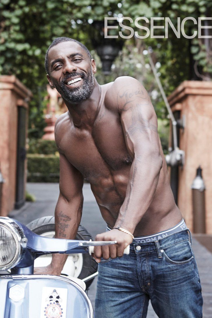 Sorry, Ladies — Idris Elba Doesn't Think He'll Ever Get Married Again