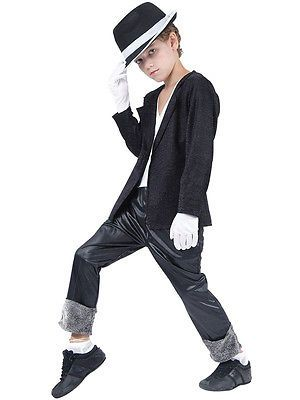 80s #superstar michael jackson kids boys pop star thriller #costume 3-13 #years, View more on the LINK: http://www.zeppy.io/product/gb/2/201391923975/