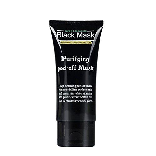 WANT:  ROPALIA Activated Carbon Blackhead Remover Cream Deep Clean Purifying Peel Acne Mud Face Mask