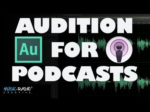 ▶ Getting Started With Adobe Audition : Webinar (1 of 6) - YouTube