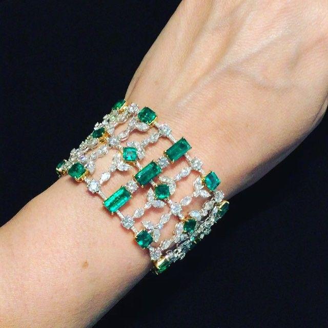 Charm Bracelet - Emerald Reflection by VIDA VIDA rSHNBB