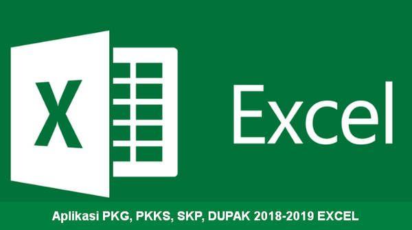 Aplikasi Pkg Pkks Skp Dupak 2018 2019 Excel Kembali Berjumpa Dengan Kami Berkassekolah Com Yang Masih Membagikan Ad Microsoft Excel Kepala Sekolah Pendidikan