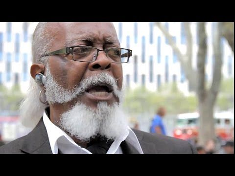 "Epic Jimmy McMillan speech at Occupy Wall Street ""Rent Is Too Damn High!"" - YouTube"