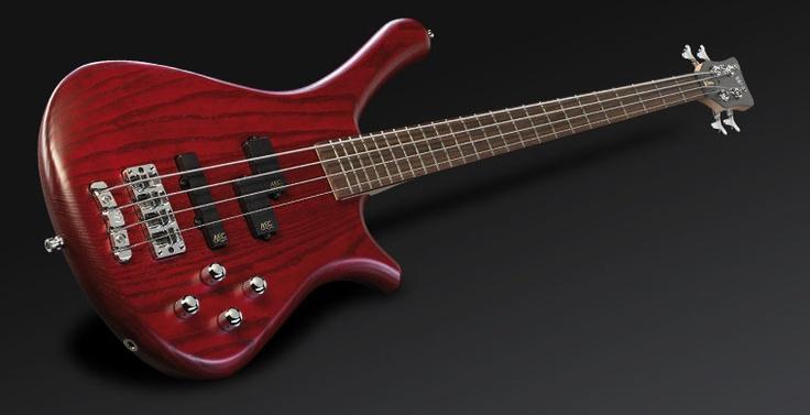warwick fortress bass guitar.