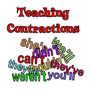 Ideas for Teaching Contractions