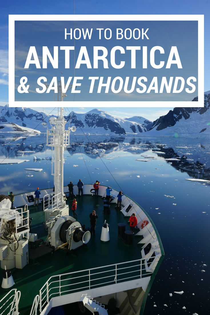 How to Book a Last Minute Cruise To Antarctica and Save Thousands - The Lost Girl's Guide to Finding the World