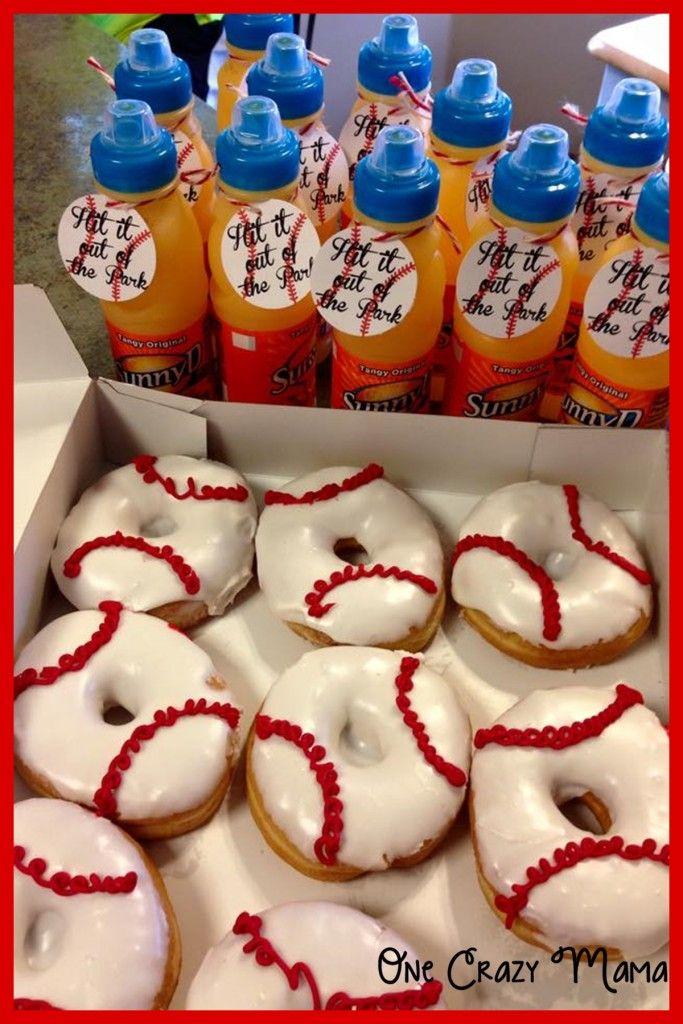 Baseball Breakfast